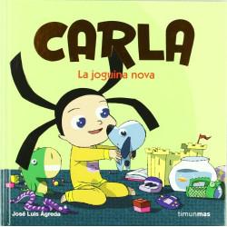 Llibre Carla La Joguina Nova