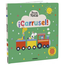 Libro Toca, Toca ¡Carrusel!