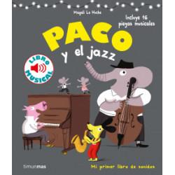 Libro musical Paco y el jazz