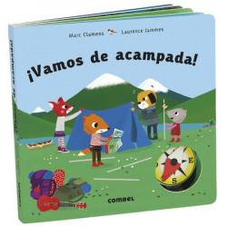 Libro ¡Vamos de acampada!...