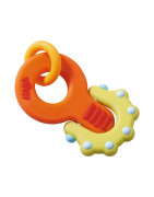 Juguetes sensoriales para bebes de pvc o de plástico